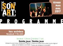 Programmation Son'art